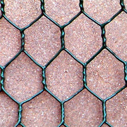 Agricultural Plastic Coated Poultry Netting